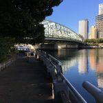 シーバス釣りぐらいしか人が来ない隅田川・中の島公園の輝かしい歴史