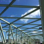 相生橋は永代橋に相対する橋なんだ、ちょっと愛情が湧く・・
