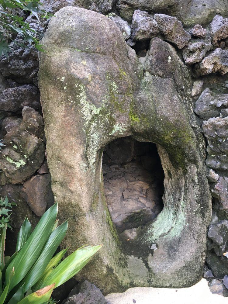 富士塚の石JPG