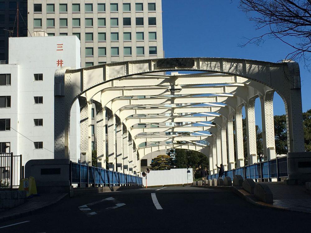 豊海橋正面