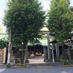 稲荷だけどキツネじゃない。鉄砲洲稲荷神社